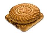 Baking is a wheel — 图库照片