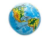 Round globe — Стоковое фото