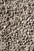 Wall from a granite — Stock Photo