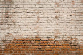 Wall as background — Stock Photo
