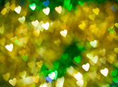 Brilliant hearts as background — Стоковое фото