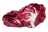 Stock Photo: Lettuce leaves Radichchio — Stock Photo