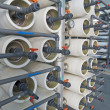 Stock Photo: Desalination filters