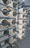 опреснение воды фильтры — Стоковое фото