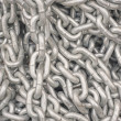 Pile of chain - Stock Photo