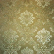 Foto Stock: Light Brown tone Damask style