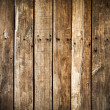 Photo: Old wood wall texture