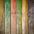 Old grunge wood panel — Stock Photo