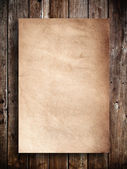 Old panel wood 2 — Stock Photo