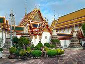 Thai temple — Foto de Stock