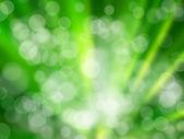 Radius Green Aura — Stock Photo