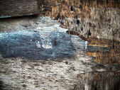 Texture of grunge old wood — Stock Photo