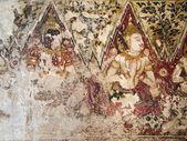 Thai Ancient old art — Stock Photo