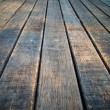 Foto Stock: Old wood floor