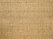 Texture of brown fabric — Stock Photo