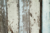 Old wood wall and chipping color — Stock Photo