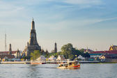 Pagode grande thaïlandaise — Photo