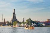 Thailändska grand pagoda — Stockfoto