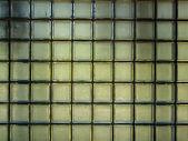 Glass block wall — Stock Photo