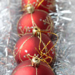 Christmas-tree decoration — Stock Photo