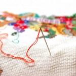 Needlework — Stock Photo #4573166