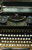 ヴィンテージ印刷機。博物館の一部. — ストック写真