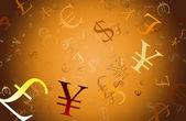 Money symbol — Stock Photo