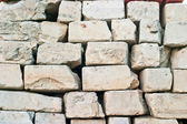 Rough stones — Stock Photo