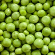 Shelling peas - Stock Photo