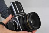 6 x 6 format kamera — Stok fotoğraf