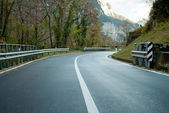 Paved road — Foto Stock