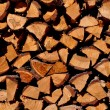 Firewood larch — Stock Photo #4474737
