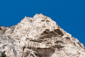 Dolomite rock — Foto Stock