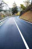 Paved road — Stockfoto