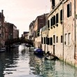 Stock Photo: Venice canals
