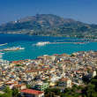 Stock Photo: City Zakynthos