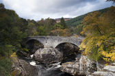 Old Invermoriston Bridge — Stock Photo