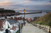 Whitby Steps — Stock Photo