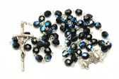 The Rosary, a string of prayer (rosarium) — Stock Photo