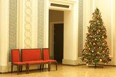 Christmas decoration, Christmas tree — Stock Photo