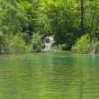 Plitvice Lakes National Park — Stock Photo #4241609