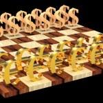3D chess — Stock Photo #4243863