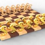 3D chess — Stock Photo #4243988