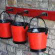 Fire Buckets — Stock Photo #4233268