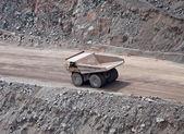 採石場トラック — ストック写真