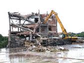 建物の解体 — ストック写真