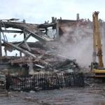 Demolition Work — Stock Photo #4901524