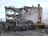 Demolition Work — Stock Photo