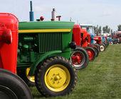 Farm Tractors — Stock Photo