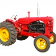 Red Tractor - Stockfoto